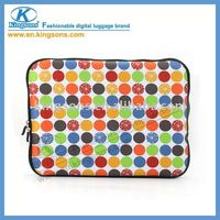 Fashion 14 inch neoprene Laptop Sleeve bag