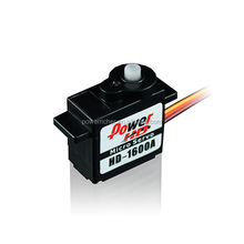 Power HD mini High Torque Rc Servo supplier for Rc Helicopter Servo