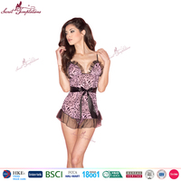 party time wholesale secret temptations new style tigar pattern women sexy underwear