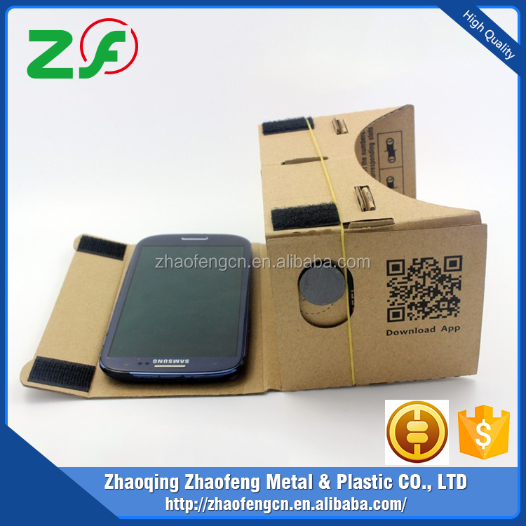Best selling items New china products for sale gloogle cardboard vr