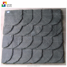 midnight grey Roofing Slate ,factory directly roofing slate