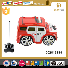 4CH Children RC Electric Taxi Car Toy