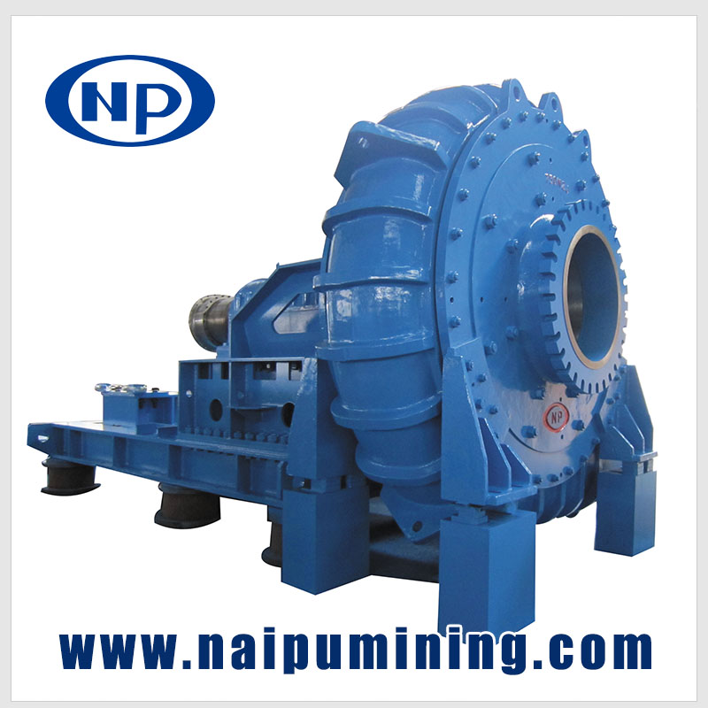 High Chrome Arasive resistant slurry pumps