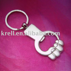 Custom logo wholesale bulk blank metal beer bottle opener keychain