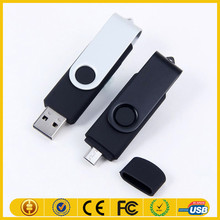 2016 OEM logo 64 gb usb flash drive, Metal Swivel pendrive 1gb - 64gb accept paypal,64 GB USB 2.0 Flash Drive