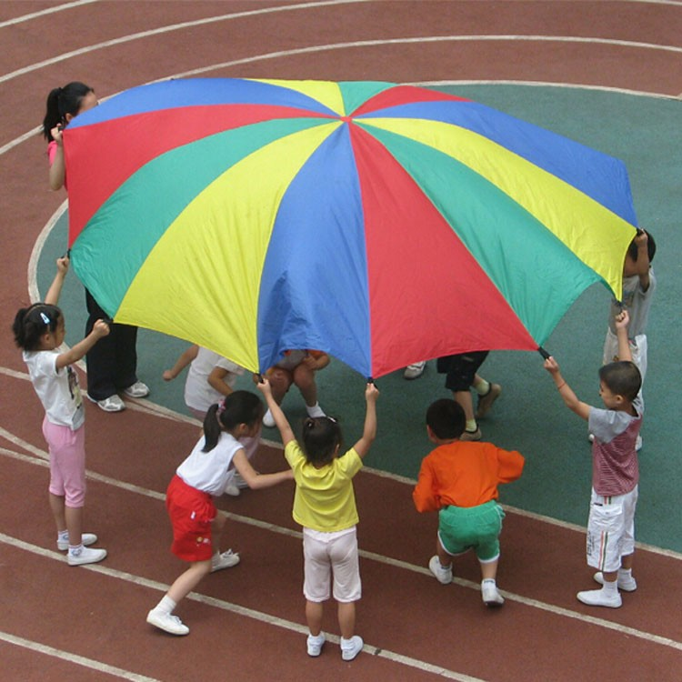 Popular Colors And Designs Kids Play Tents And Tunnel Parachute