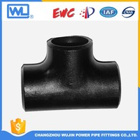 Cheap Carbon Steel Pipe Fitting Un Tee