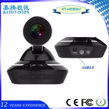 Full HD 1080p 60fps camera 10X Optical Zoom Video Conference system usb ptz web camera