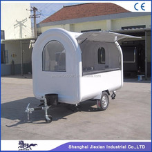 JX-FR280B Jiexian CE qualified hot selling street mobile atv offroad camper trailer for sale with competitive price