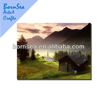 countryside photograph giclee printing canvas wrap prints wall art painting