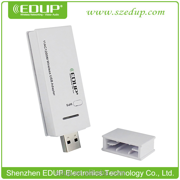 1200Mbps 802.11AC Dual Band Wireless USB Wifi Adapter for Macbook Air