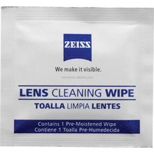 single sachet alcohol free lens cleaning wipes