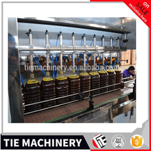 edible oil bottling machine/equipment/line/plant