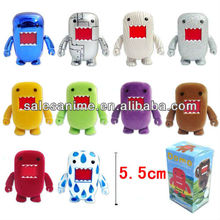 Wholesale Anime Domo kun Figures Set of 10pcs