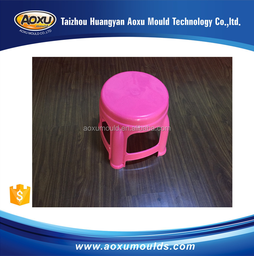 Factory directly provide plastic stool mold injection molding