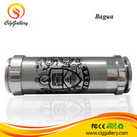 Ciggallery bagua mod e-cigarette, 18650 bagua mod, stainless steel vaporizer bagua mechanical mod in stock