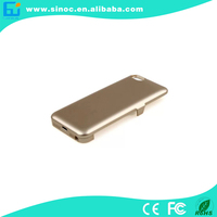 2400mAh Quick Charging Rechargeable Power Bank Battery Case,power bank Cover for Apple iPhone 5 5c 5s
