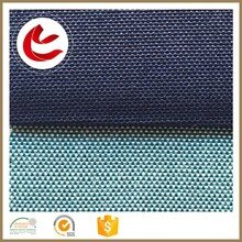 New design factory 132*51 polyester cotton 300d oxford waterproof oxford fabric for bag material