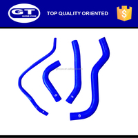 Motorcycle silicone hose kits for HONDA CB600F HORNET 03-06