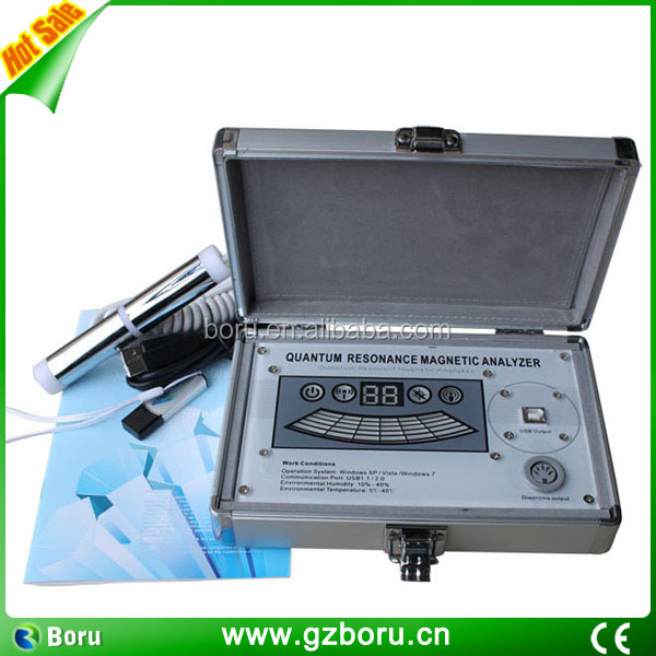 Hot Selling 3.9.9 Version Quantum Magnetic Therapy Bio Resonance Analyzer