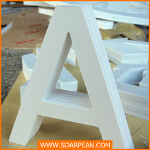 Custom Promotional 3D PVC Foam Board Letters