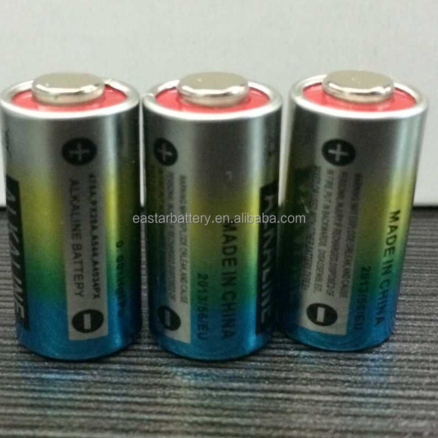 Non rechargeable 4LR44 6V Alkaline Battery for Calculator Digital Camera