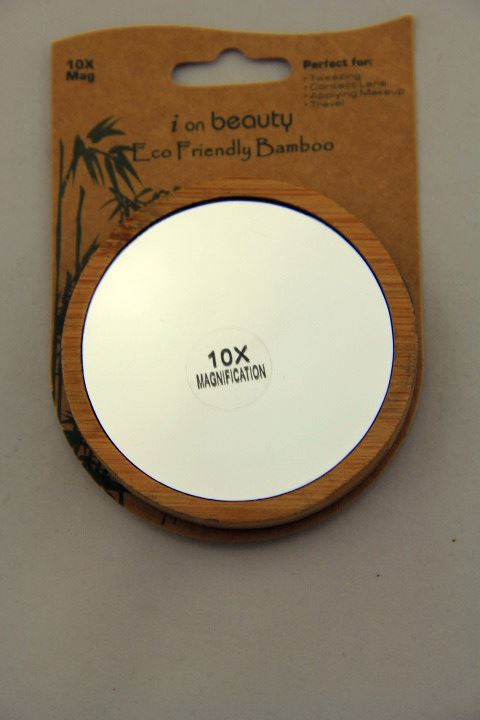 Hot selling bamboo mirror