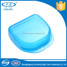 Transparent small plastic case