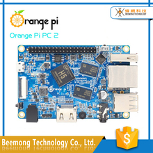 Hot sale!!! Orange Pi PC 2 H5 64bit Support the Lubuntu linux and android mini PC Beyond Raspberry Pi 2