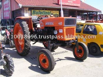 Fiat Universal 445 vegetable farm tractor