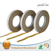 season promotional high quality 130mic yellow embroidery tape