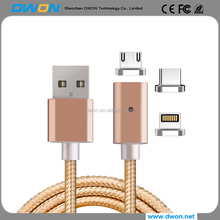 Download Charging Cable copper wire magnet magnetic data cable android phone charger
