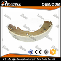 Car brake shoes top quality factoy price OEM NO.4600A106 used for mitsubishi