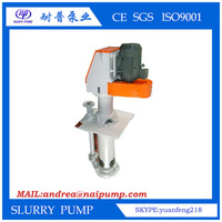 Gravel sand dredger pump for long distance transfer