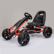 2018 new design Children electric racing go carts with air wheels kids speeding car toy