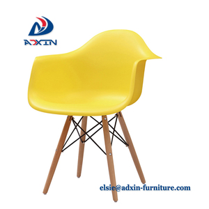 Colorful modern kid plastic chair for children