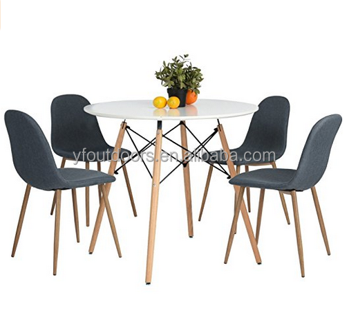 Home dining table set dining room furniture round tables