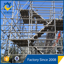 Best Quality/safety ringlock system scaffolding for high-rise/bridge construction