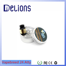2016 new arrival rda m-atty NarDa m-atty atomizer 1:1 clone in stock with factory price