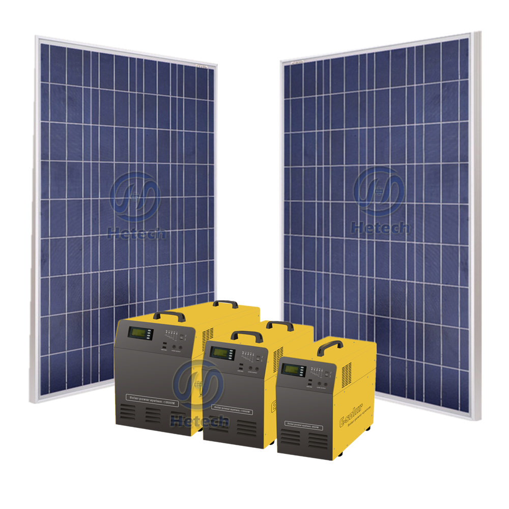 China New Energy 200w Home Solar