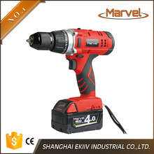 18V motor professional fast charge cordless impact drill