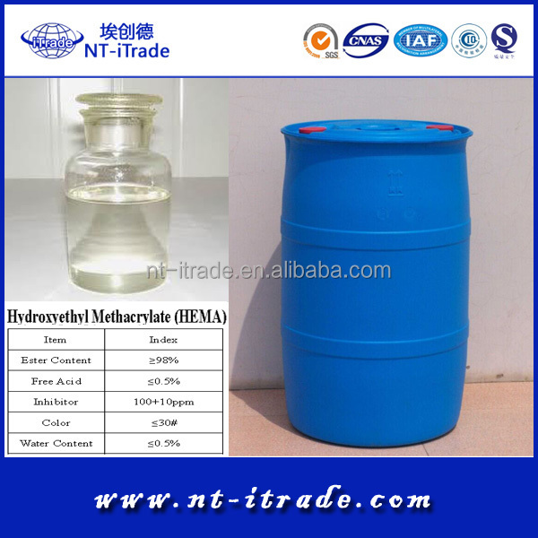 Factory Supplier--SGS Certificatied 2015 BEST OFFER Hydroxyethyl Methacrylate