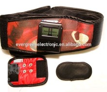 high quality electronic slimming belt slimming belly massage belt with high quality EG-MB05