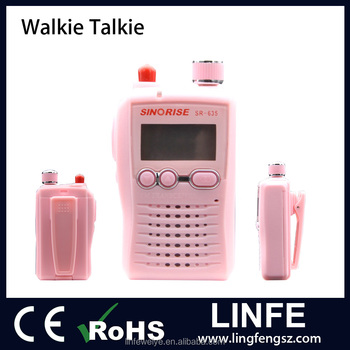 Handheld Type 99CH Portable 2-way Radio Wireless Travel Talkie Walkie