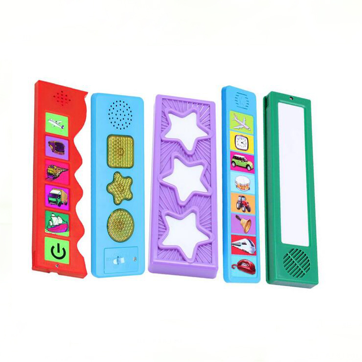 Custom Design Electronic Sound Music Board for Kids Early Education Book
