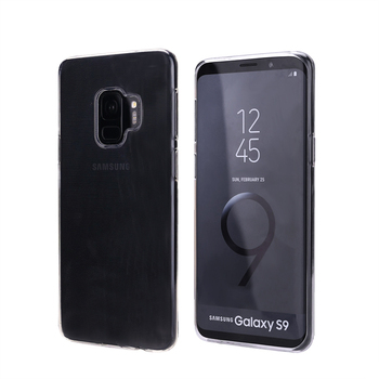 2018 New Hot Selling Clear Ultra Thin TPU Case for Samsung Galaxy S9
