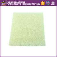 Good elasticity and compression recovery chemical resistant glass cushion pads