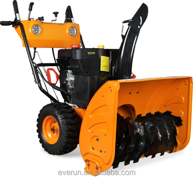 snow blower with CE