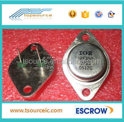 (Electronic Component) original new transistor IRF350 ,accept paypal and trade assurance