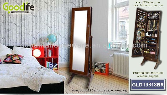 Muebles Armario de espejo de la joyería-Otro Mobiliario de ...